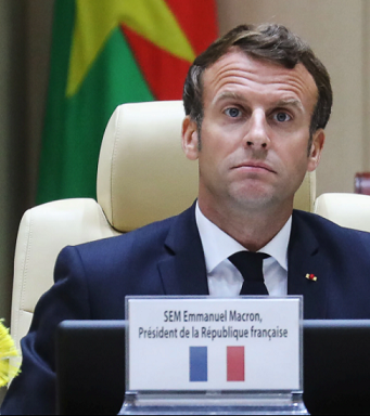 A Side Note on Debating Macron's Insolence