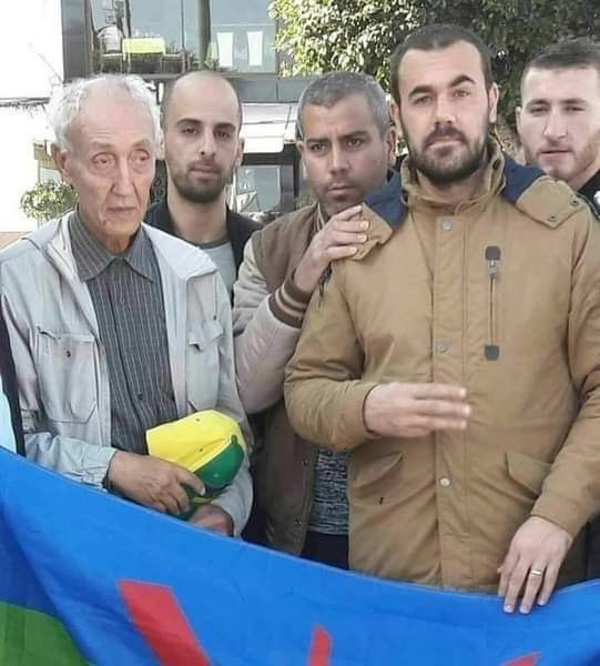 Amazigh Movement Lose Emblematic Activist, Lawyer Ahmed Adghirni