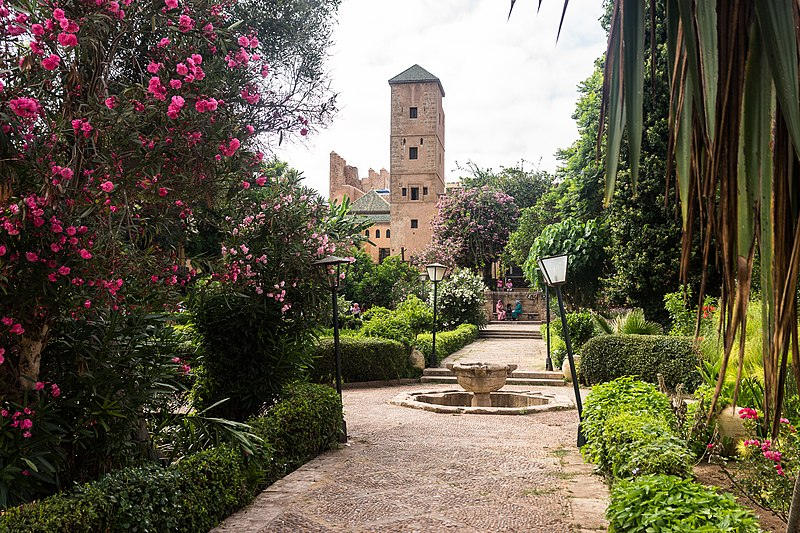 Travel to Morocco 6 Most Beautiful Moroccan Gardens