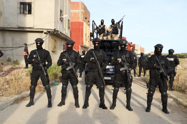 Morocco's BCIJ Dismantles 4-Member Terror Cell in Tangier
