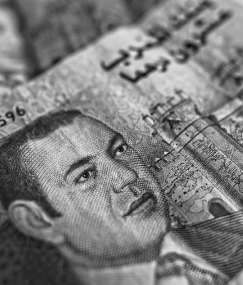 Bank Al Maghrib - Moroccan Dirham Appreciated Against Euro, Dollar