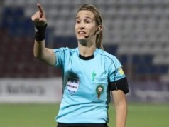 Bouchra Karboubi: Female Referee Makes Waves in Morocco's Botola
