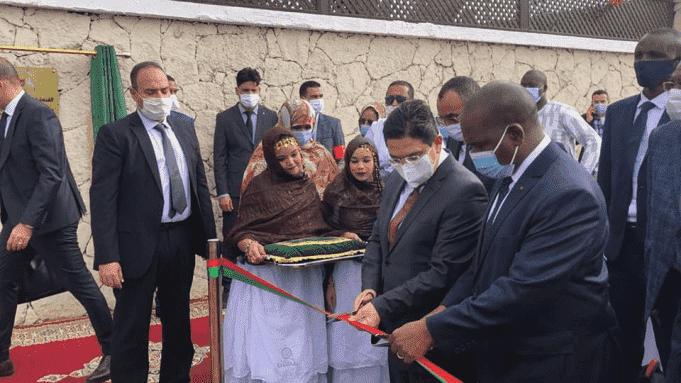 Burkina Faso Opens General Consulate in Morocco's Dakhla
