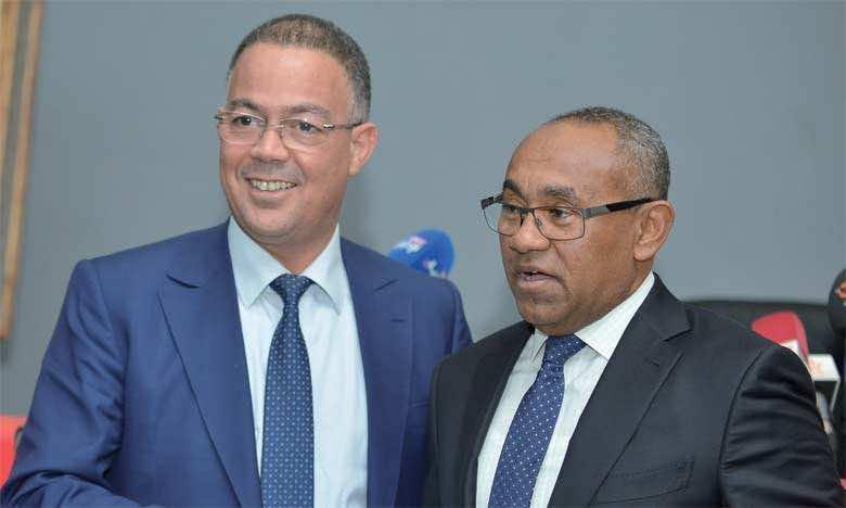 CAF President Ahmad Ahmad Tests Positive for COVID-19
