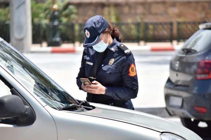 Casablanca Strengthens COVID-19 Lockdown Measures on Road Users