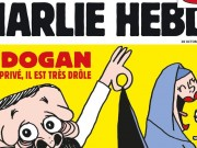 Turkey to Take Legal Action Against Charlie Hebdo for Erdogan Cartoon