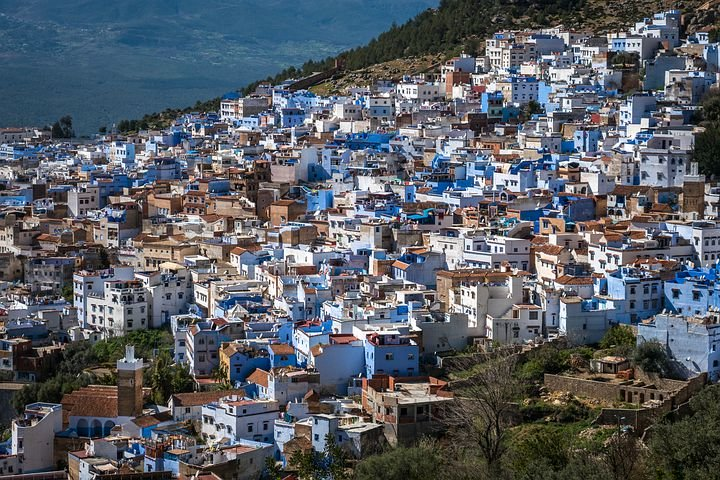 Morocco's Blue Pearl Chefchaouen and Other Blue Cities Around the World