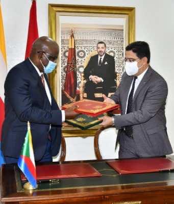 Comoros Opens Embassy in Morocco's Capital Rabat