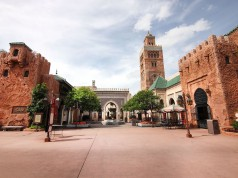 Disney Takes Ownership of Moroccan Pavilion in EPCOT Theme Park, Florida