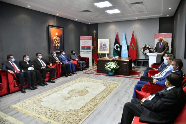 EU Supports Morocco's Mediation Efforts in Libya