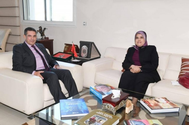 Education, Solidarity Ministers Vow to Make Moroccan Schools Inclusive