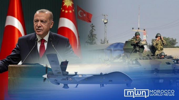 Erdogan's Turkey is Punching Above Its Weight on Multiple Fronts