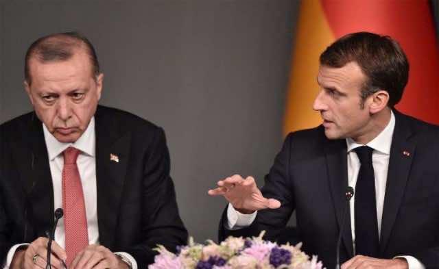 Erdogan Questions Macron's Mental Health, France-Turkey Rift Grows