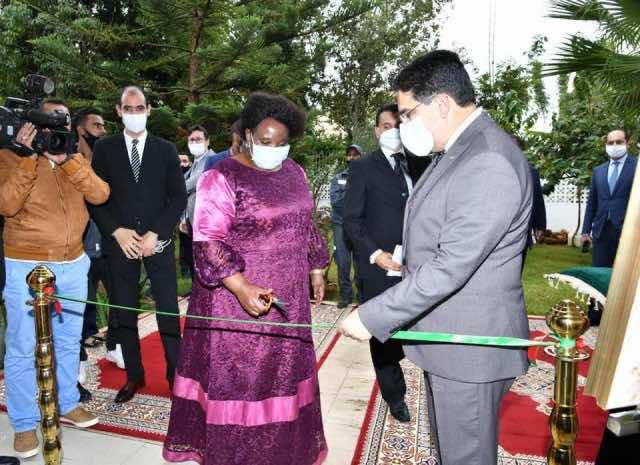 Eswatini Opens Embassy in Rabat, Morocco