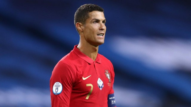 Football Icon Cristiano Ronaldo Tests Positive for COVID-19