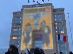 Govt Buildings in France Display Caricatures of Prophet Muhammad