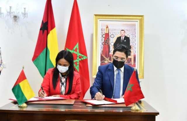 Morocco, Guinea-Bissau Commence New Era of Economic Cooperation