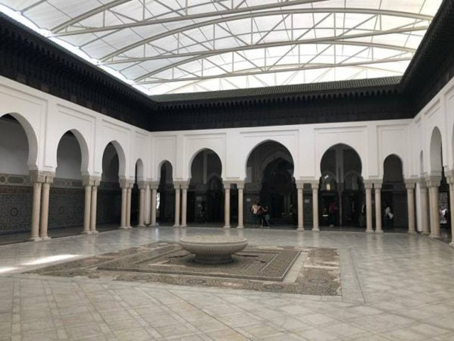 Head of Grand Mosque of Paris Condemns Calls to Boycott French Products