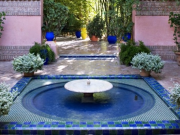 Majorelle Garden in Marrakech