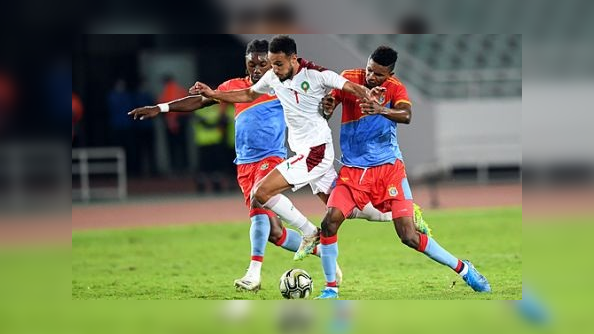 Laborious Congo Earns 1-1 Draw Against Morocco