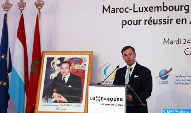 Luxembourg Opens Trade and Investment Office in Casablanca