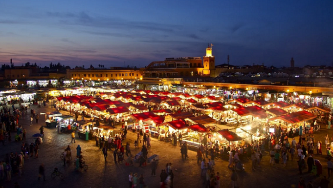 Marrakech Among Nominees for World's Leading City Destination