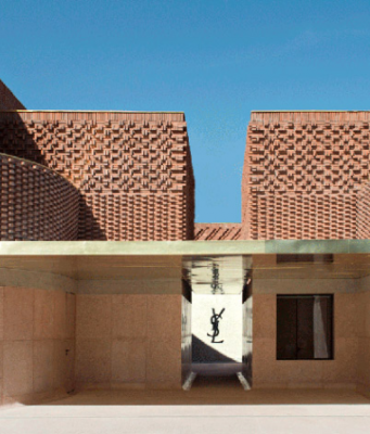 Marrakech's Yves Saint Laurent Museum to Reopen Wednesday