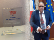 Moroccan Founder's Digital France School Wins Equal Opportunity Prize