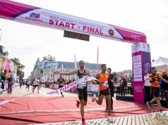 Moroccan Runners Break Course Record of International Sofia Marathon