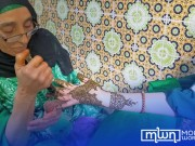 Henna Art in Morocco Through the Eyes of Meknes' Henaya Zahira
