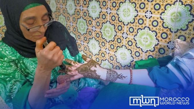 Henna Art in Morocco Through the Eyes of Meknes' Henaya Zahira