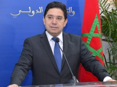 Morocco's FM:Terror Threats in Africa Require Action 'Before It's Too Late'