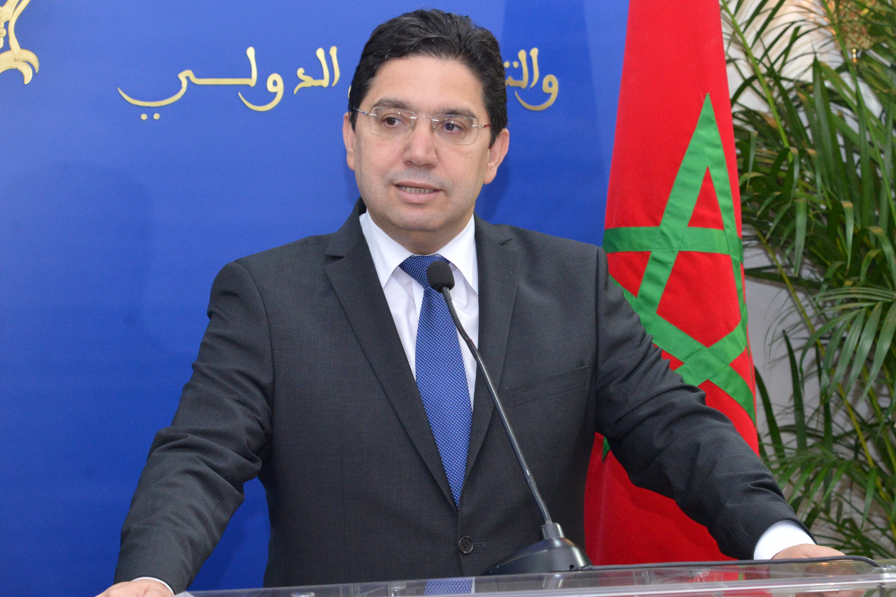 Morocco's FM: Terror Threats in Africa Require Action 'Before It's Too Late'