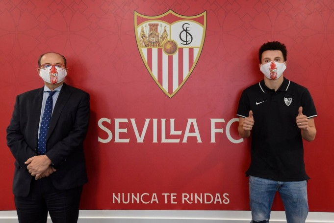 Morocco's Oussama Idrissi Signs 5-Year Contract With Sevilla FC