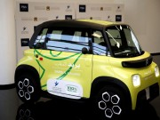 Morocco's Post Office, PSA Group to Develop Electric Car for Mail Delivery