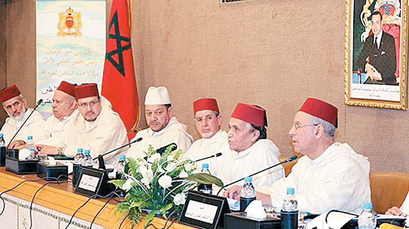 Morocco's Supreme Council of Ulemas Condemns Attacks on Islam