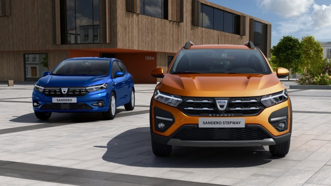 Morocco Becomes Exclusive Producer of New Dacia Sandero Car Model
