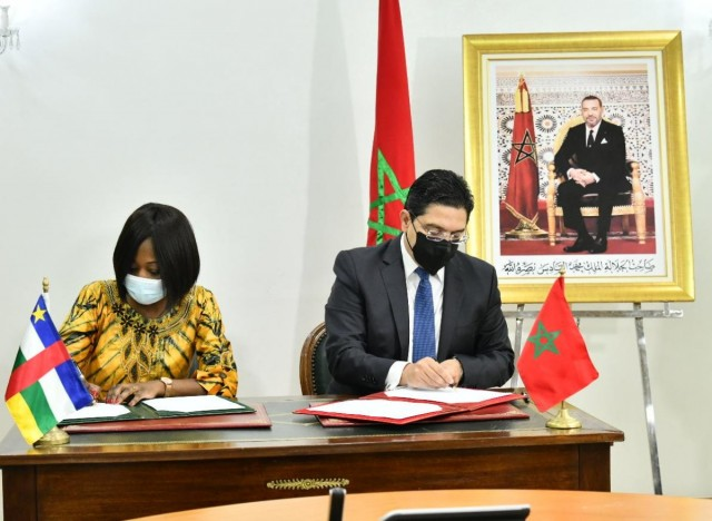 Morocco, Central African Republic Look Forward to Revitalized Partnership