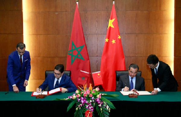 Morocco, China Discuss 'Next Steps' of Cooperation Against COVID-19