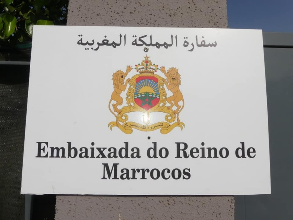 Morocco Embassy in Bissau