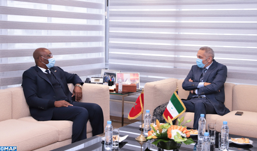 Morocco, Equatorial Guinea Work to Reinforce Industrial Cooperation