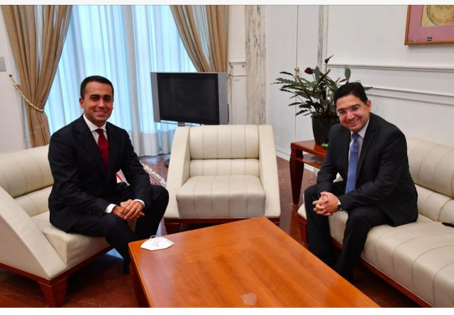 Morocco, Italy Hold Talks to Strengthen Bilateral Cooperation