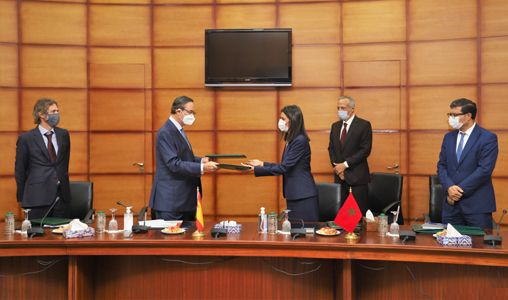 Morocco, Spain Sign Agreement to Empower Moroccan Women, Youth