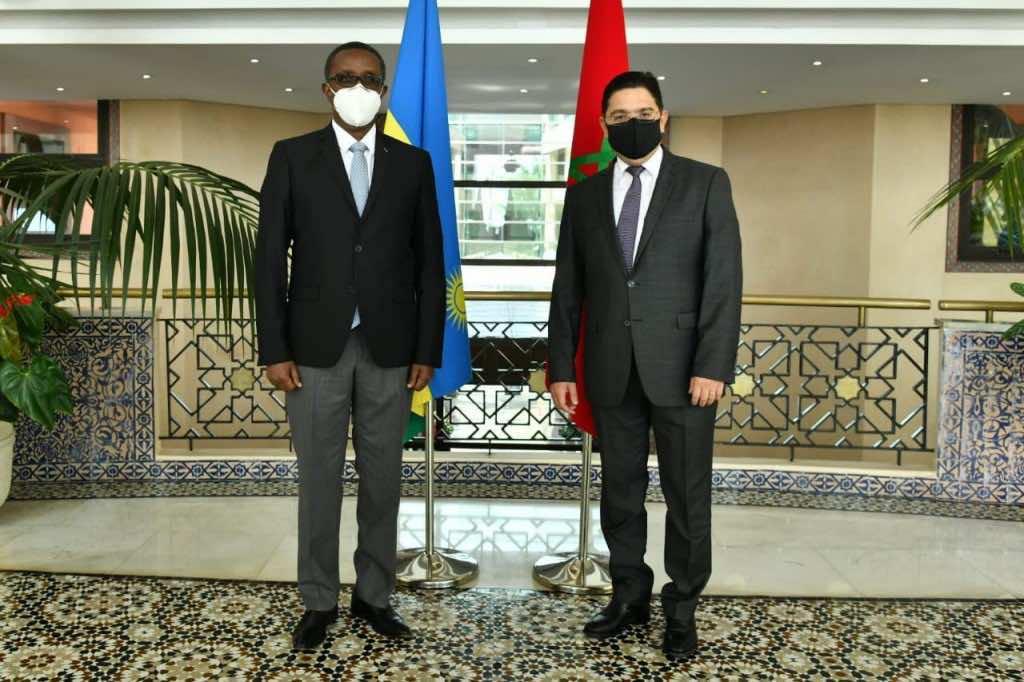 Morocco Rwanda to improve cooperation