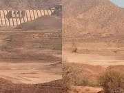 Abdelmoumen Dam: Key Reservoir Drying Up in Morocco's Souss Valley
