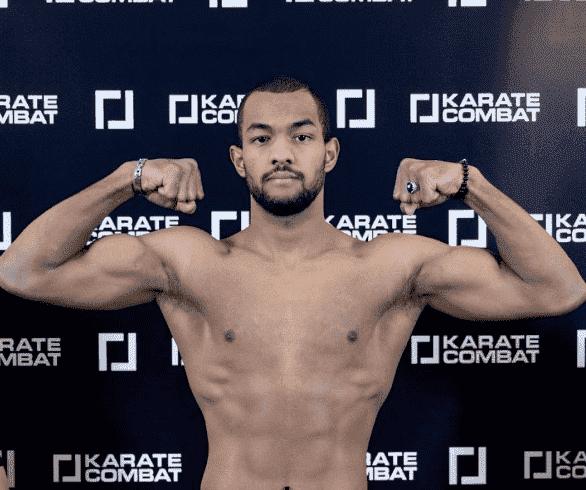 Morocco's Reda Massaoudi Is Confident, Ready to Dazzle Karate Combat Fans