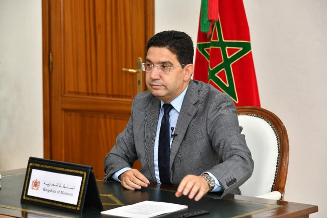 FM Highlights Morocco's 'Unwavering' Support for Central African Republic