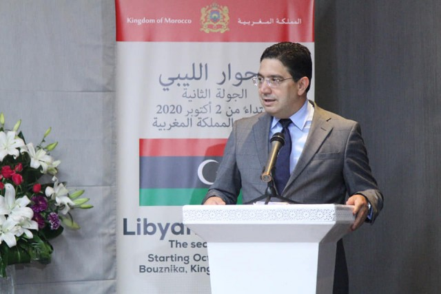 US, Spain, Japan Express Support for 2nd Libyan Dialogue in Morocco