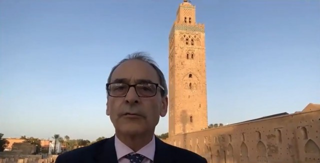 New British Ambassador to Morocco Begins Mission with Excitement, Hope