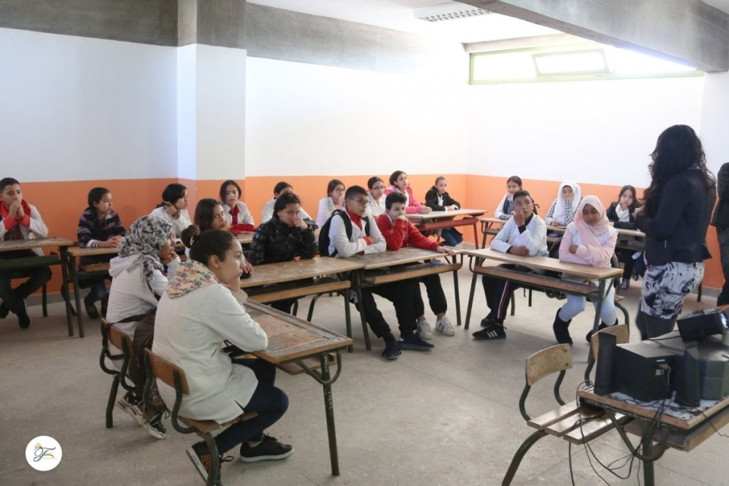 Project HYA Promoting Gender Equality in Morocco